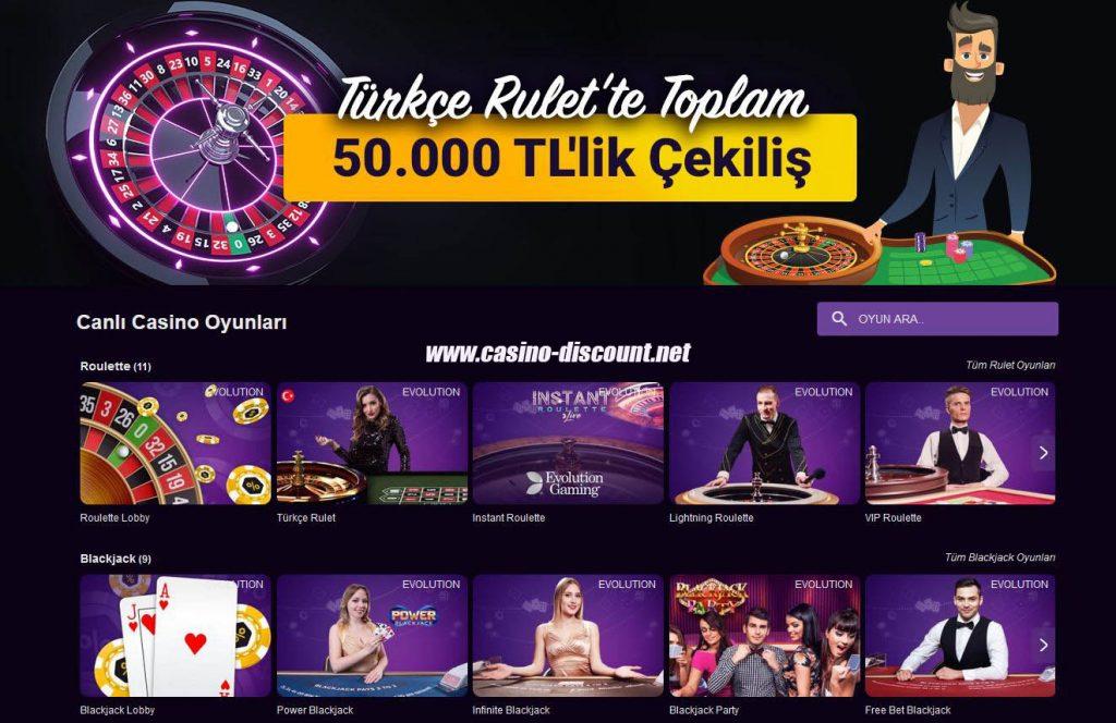 Discount Casino93 Canlı Casino